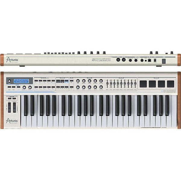 MIDI-клавиатура ARTURIA THE LABORATORY / Analog Experience 61